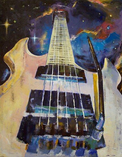 Stellar Rift by Michael Creese