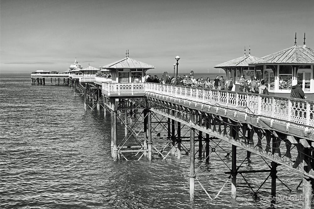 Llandudno Pier 1 by Stuart Giblin