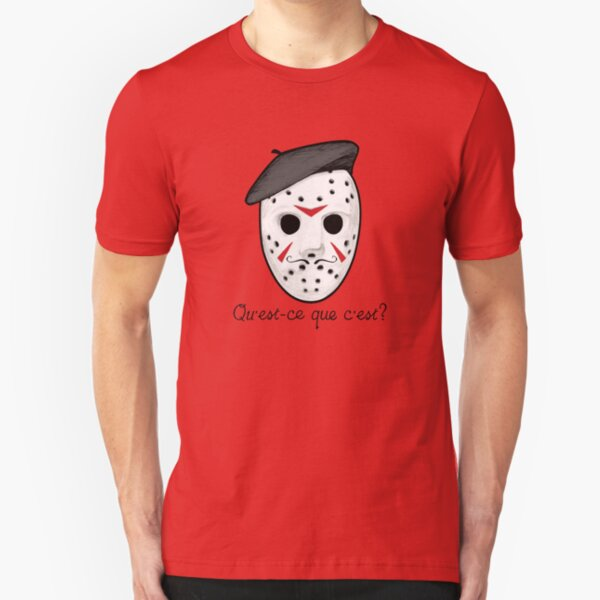 Psycho Killer Slim Fit T-Shirt