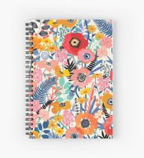 Botanica Spiral Notebook
