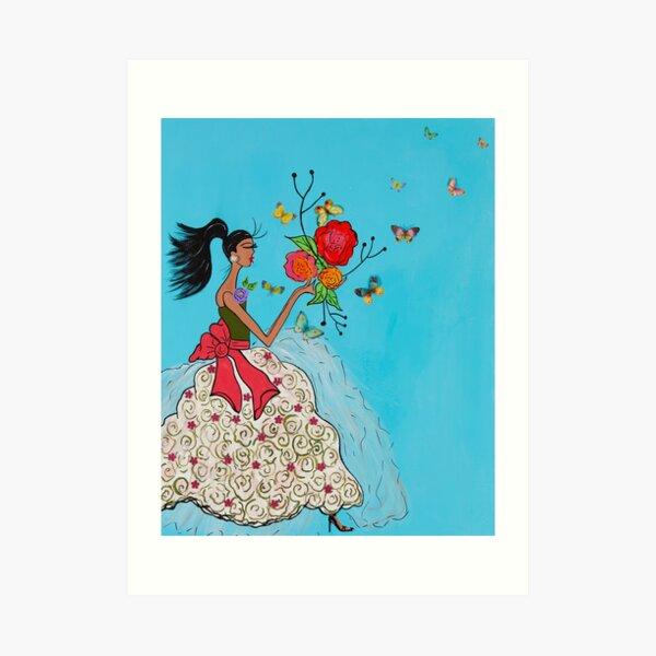 Mariposas Art Print