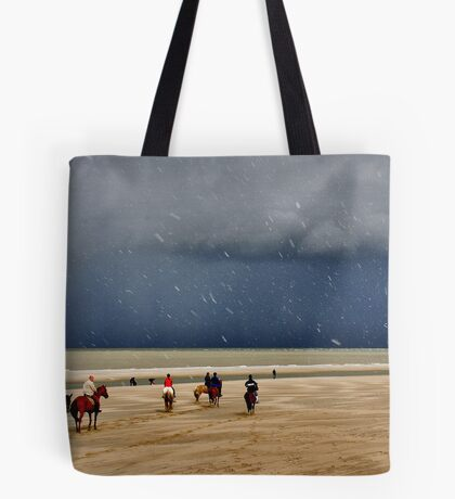 Easter on the North Sea Beach....... Tote Bag