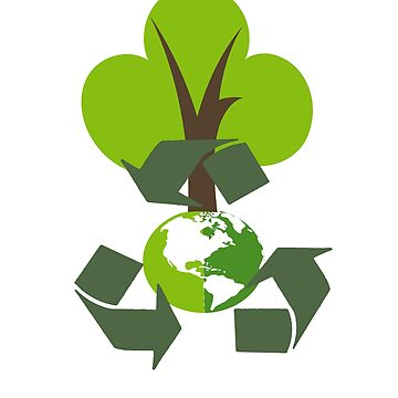 Environmental Friendly Green Recycling by perfectpresents