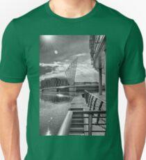 Quays Sun Flare Unisex T-Shirt
