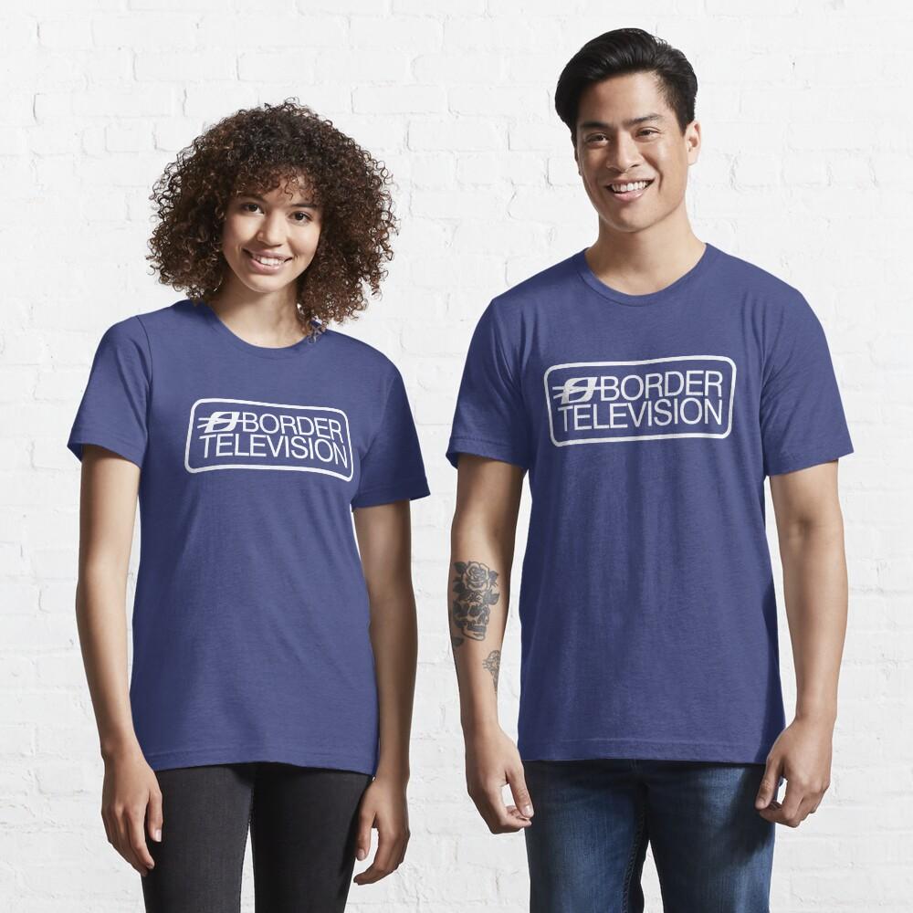 Retro ITV region Border television logo  Essential T-Shirt