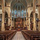 A wonderful church that still stands. by ROBERT NIEDERRITER