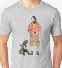 Traveling Tandy Unisex T-Shirt