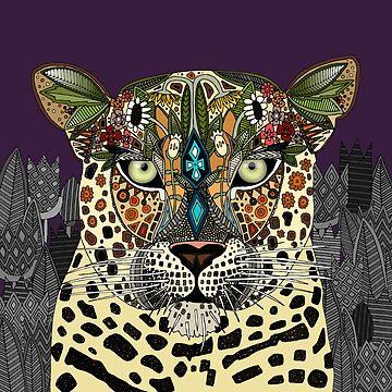 Leopard Königin von scrummy