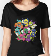 Splatoon - Inkling Squad Women's Relaxed Fit T-Shirt