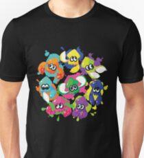 Splatoon - Inkling Squad T-Shirt