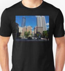 Beautiful Atlanta - Downtown City T-shirt Unisex T-Shirt