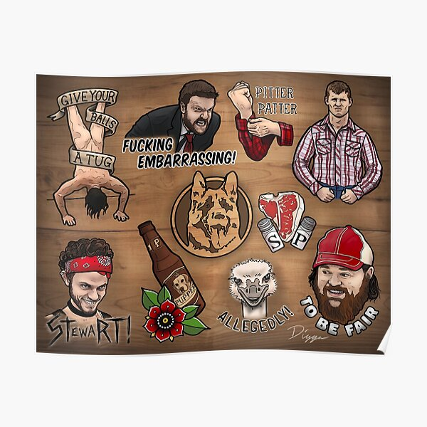 Letterkenny flash page Poster