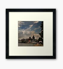 View of Gdansk Framed Print