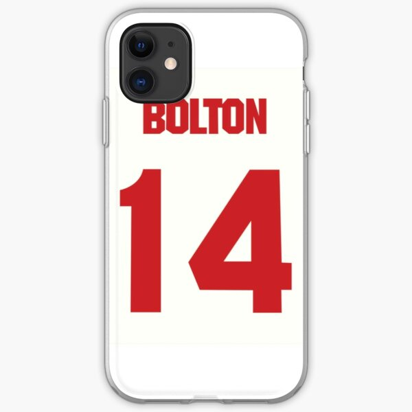 Bolton 14 iPhone Soft Case