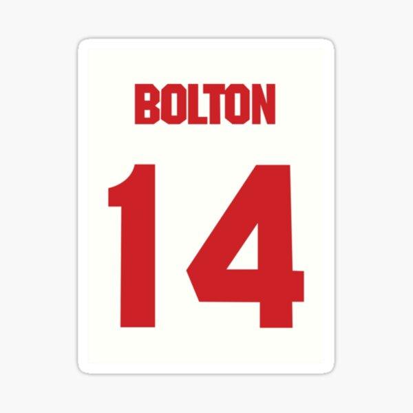 Bolton 14 Sticker