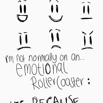 Emotional roller coaster by spanna12