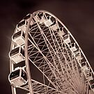 The Wheel by Mark McClare