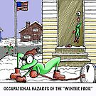winter wildlife by Jerel Baker
