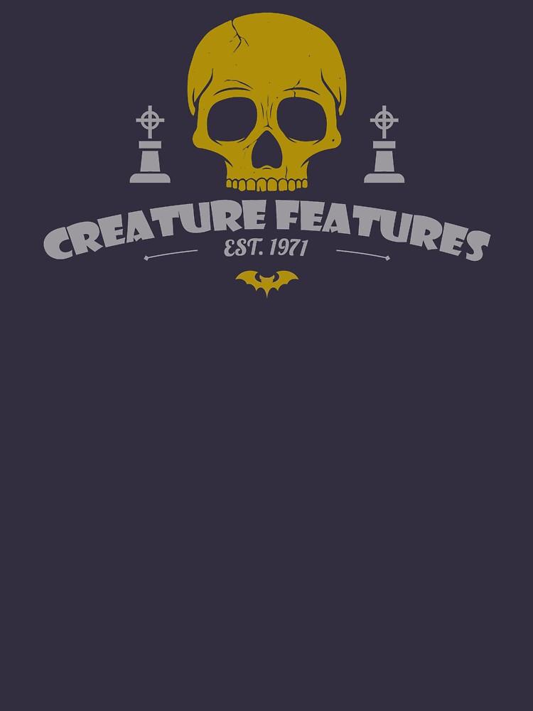 Creature Features Skull by CreatureStore