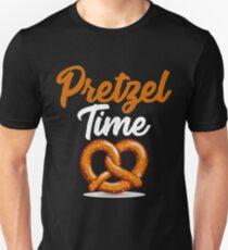 Camiseta unisex Hora del pretzel