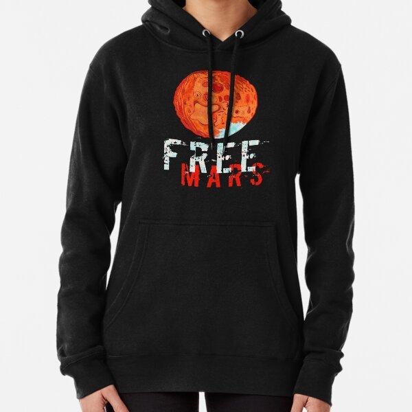Free Mars Pullover Hoodie