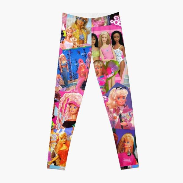 80's barbie Leggings