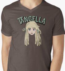 Tangella Men's V-Neck T-Shirt