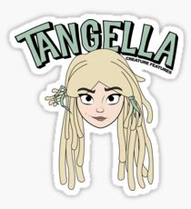 Tangella Sticker