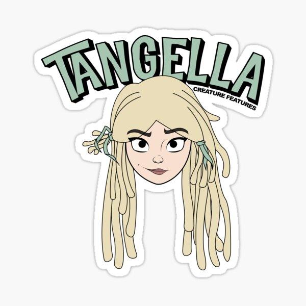 Tangella Sticker