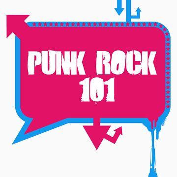 punk rock 101  by antonycleary
