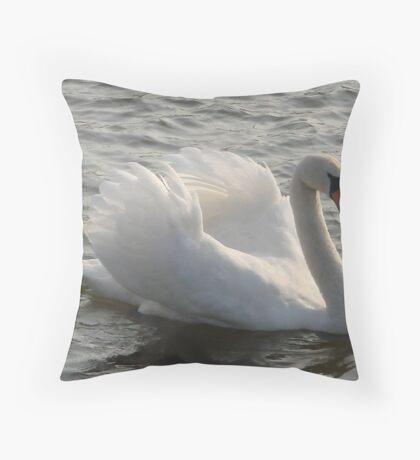 Graceful Beauty #2 Throw Pillow