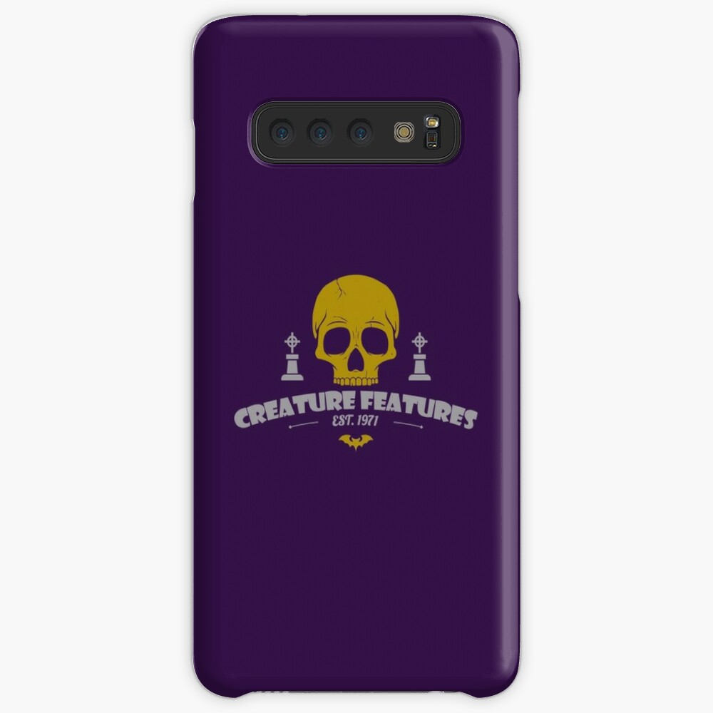 Creature Features Skull Cases & Skins for Samsung Galaxy