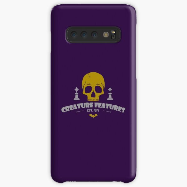 Creature Features Skull Samsung Galaxy Snap Case