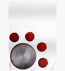 Red Nuts Poster