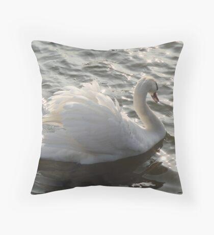 Graceful Beauty #3 Throw Pillow
