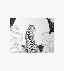 Tiger Moon Galeriedruck
