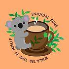 Koala-Tea Time by BambooKoi