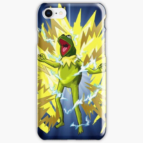 Super Saiyan Kermit iPhone Snap Case