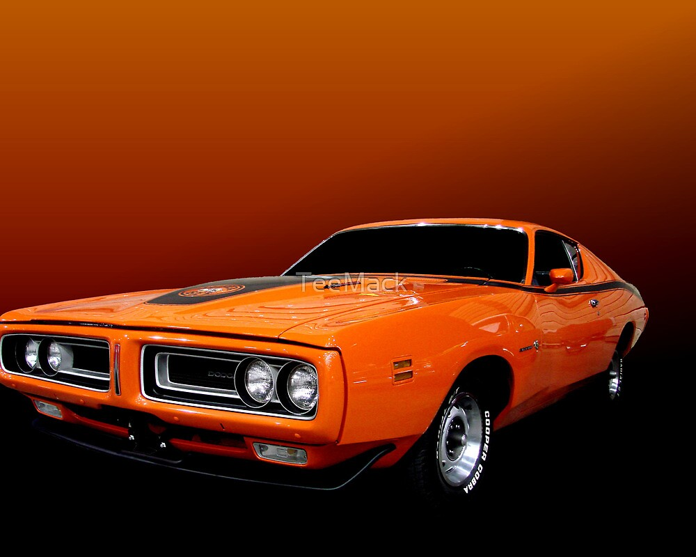 1971 Dodge Charger 440 Magnum by TeeMack