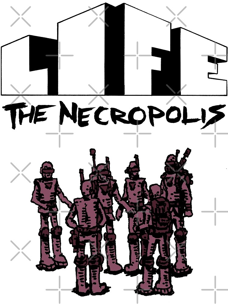 Life The Necropolis: Science Jerks by LifeNecropolis