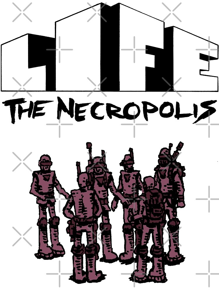Life The Necropolis: Science Jerks by LifeNecropolis