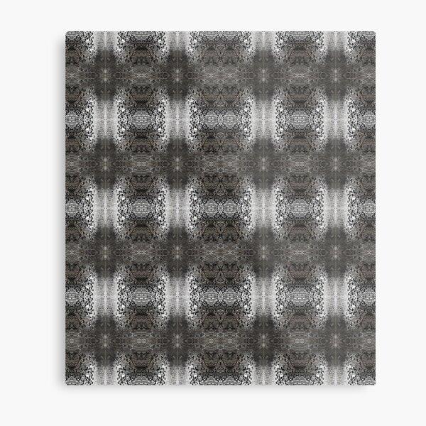 pattern, design, abstract, art, decoration, illustration, old, textile, shape, element Metal Print