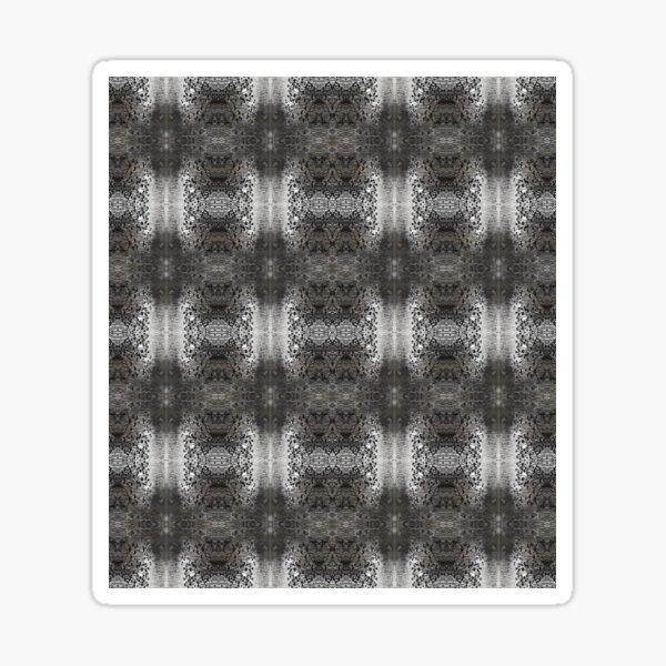 pattern, design, abstract, art, decoration, illustration, old, textile, shape, element Sticker