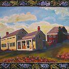 Lilly House by Sandra Hansen