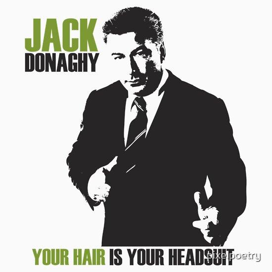 TShirtGifter presents: Jack Donaghy