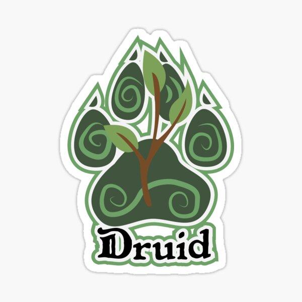 Druide Sticker