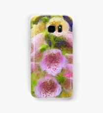 Cowbell Flowers - Cambria, CA Samsung Galaxy Case/Skin