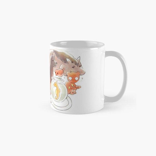 Fruits Basket   Zodiac Animals + Rice ball Classic Mug