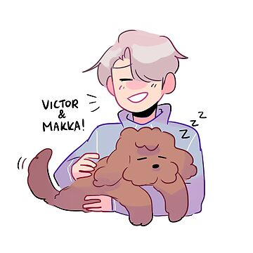 YOI: VICTOR & MAKKA! de randomsplashes