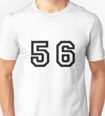 Fifty Six Unisex T-Shirt